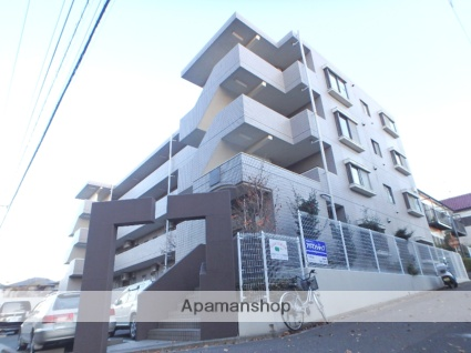 埼玉県川口市、東浦和駅徒歩9分の築21年 4階建の賃貸マンション