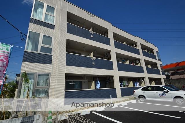 埼玉県さいたま市緑区、東川口駅徒歩12分の築2年 3階建の賃貸マンション