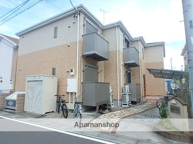 埼玉県さいたま市緑区、浦和美園駅徒歩10分の新築 2階建の賃貸アパート