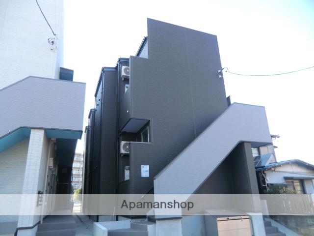 埼玉県川口市、東川口駅徒歩11分の新築 2階建の賃貸アパート