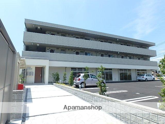 埼玉県川口市、戸塚安行駅徒歩10分の新築 3階建の賃貸アパート