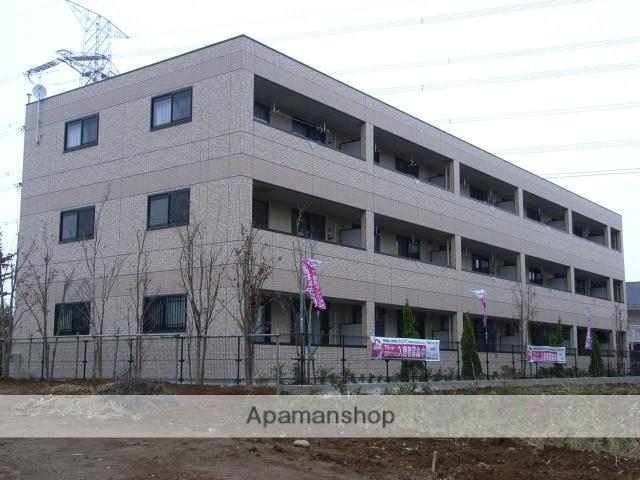 埼玉県川口市、東川口駅徒歩28分の築7年 3階建の賃貸マンション