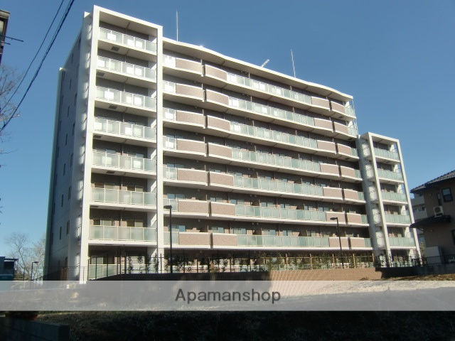 埼玉県さいたま市緑区、東川口駅徒歩8分の築5年 8階建の賃貸マンション