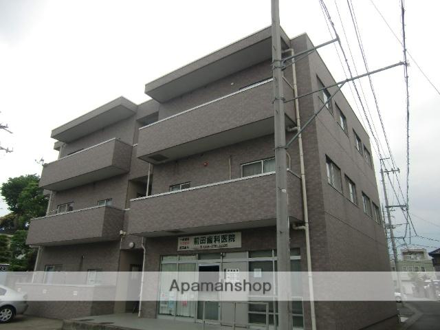 埼玉県川口市、東浦和駅徒歩18分の築21年 3階建の賃貸マンション