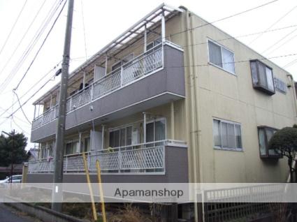 埼玉県川口市、東浦和駅徒歩20分の築17年 2階建の賃貸アパート