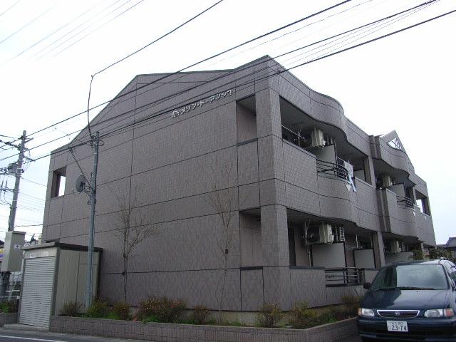 埼玉県川口市、東川口駅徒歩30分の築12年 2階建の賃貸マンション