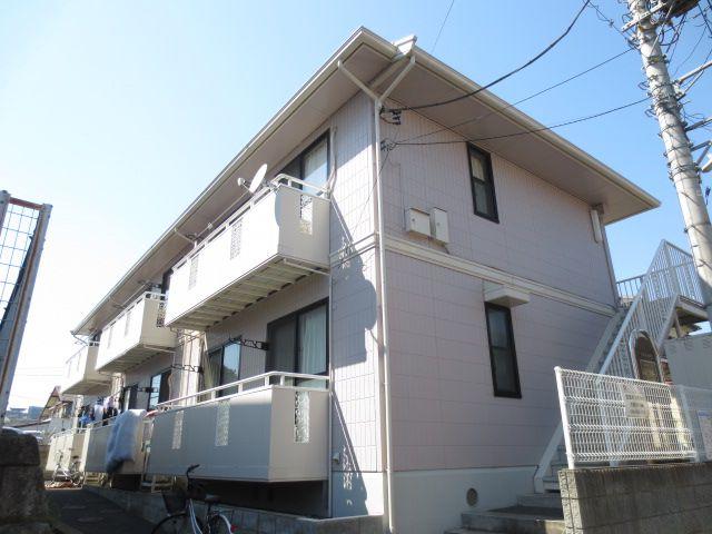 埼玉県さいたま市浦和区、与野駅徒歩15分の築19年 2階建の賃貸アパート