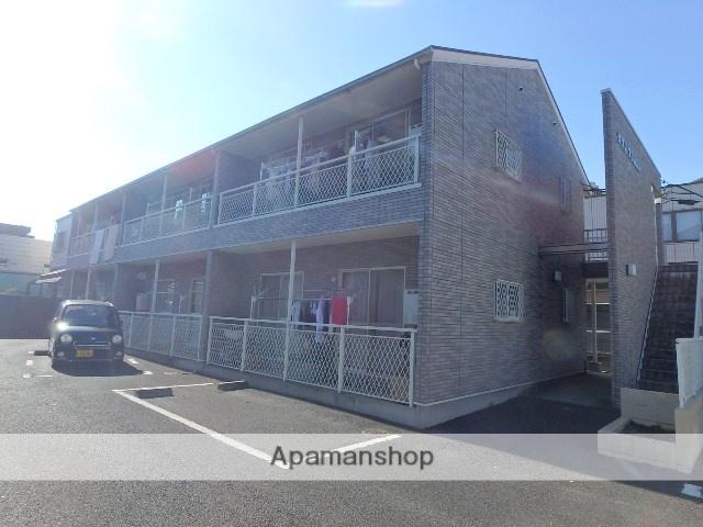埼玉県さいたま市中央区、南与野駅徒歩18分の築17年 2階建の賃貸アパート