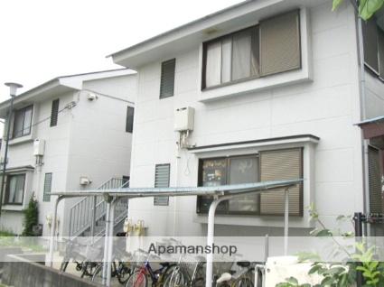 埼玉県さいたま市浦和区、浦和駅徒歩13分の築30年 2階建の賃貸アパート