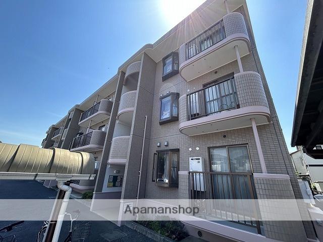 埼玉県さいたま市浦和区、北浦和駅バス10分山崎下車後徒歩4分の築17年 3階建の賃貸マンション