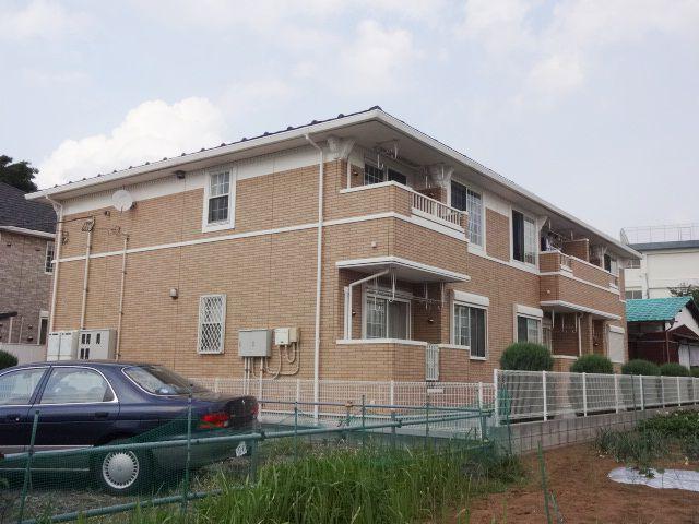 埼玉県さいたま市緑区、東浦和駅徒歩44分の築9年 2階建の賃貸アパート