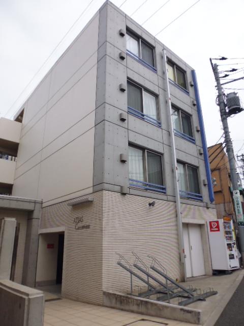 埼玉県さいたま市浦和区、与野駅徒歩20分の築9年 4階建の賃貸マンション