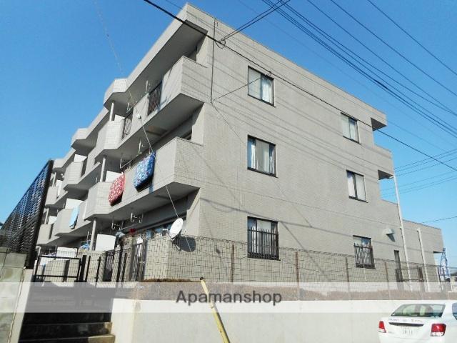 埼玉県さいたま市中央区、中浦和駅徒歩19分の築21年 3階建の賃貸マンション