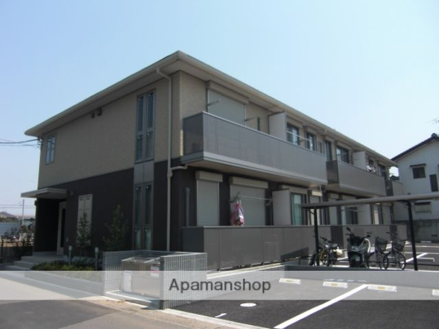 埼玉県さいたま市桜区、西浦和駅徒歩35分の築7年 2階建の賃貸アパート