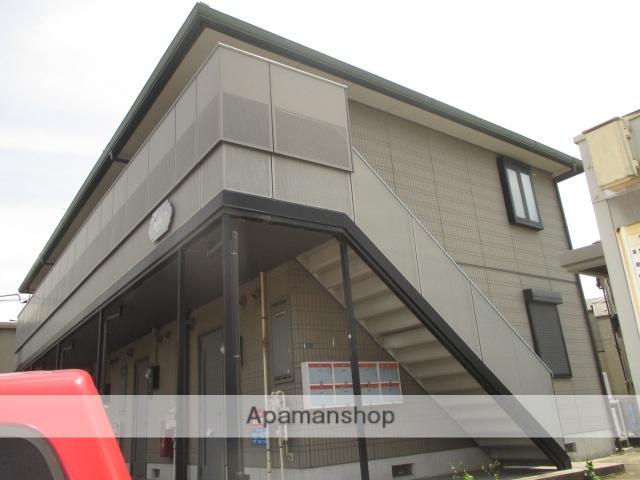 埼玉県さいたま市中央区、南与野駅徒歩8分の築15年 2階建の賃貸アパート