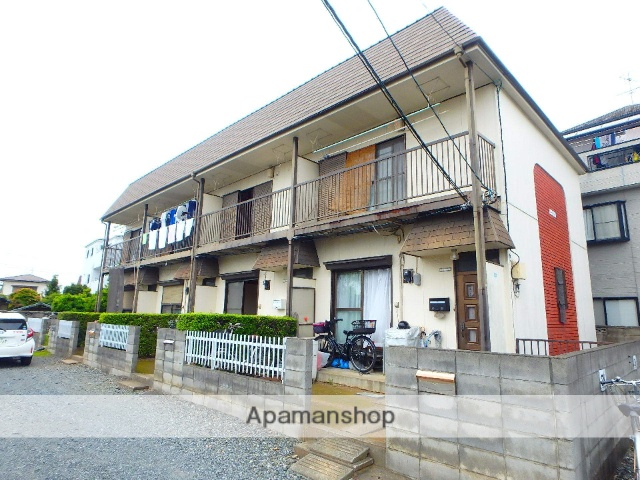 埼玉県さいたま市浦和区、与野駅徒歩30分の築31年 2階建の賃貸テラスハウス