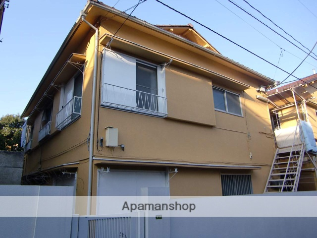埼玉県さいたま市浦和区、北浦和駅徒歩5分の築45年 2階建の賃貸アパート