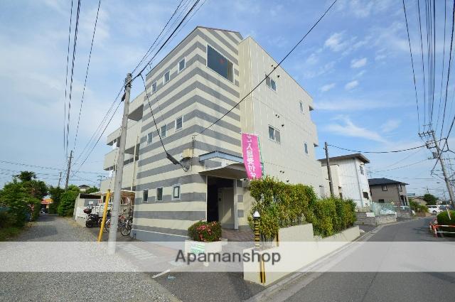 埼玉県さいたま市緑区、南浦和駅徒歩58分の築22年 3階建の賃貸マンション