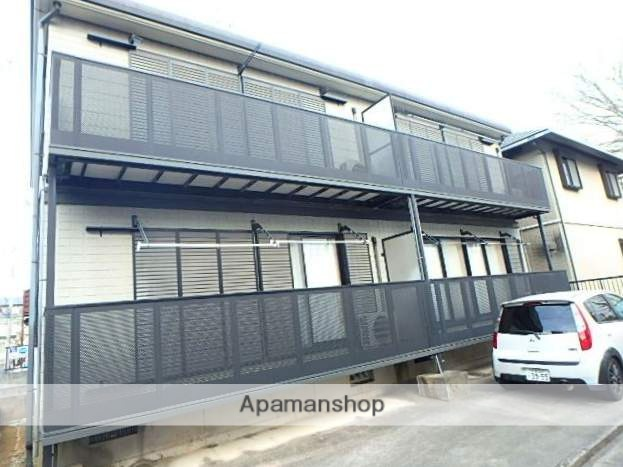 埼玉県さいたま市緑区、浦和駅徒歩23分の築17年 2階建の賃貸アパート