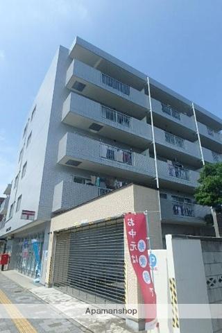 埼玉県さいたま市浦和区、与野本町駅徒歩28分の築28年 5階建の賃貸マンション