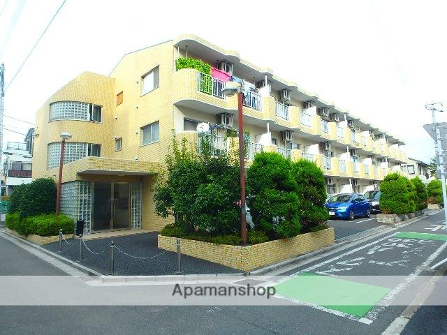 埼玉県さいたま市桜区、西浦和駅徒歩23分の築21年 3階建の賃貸マンション