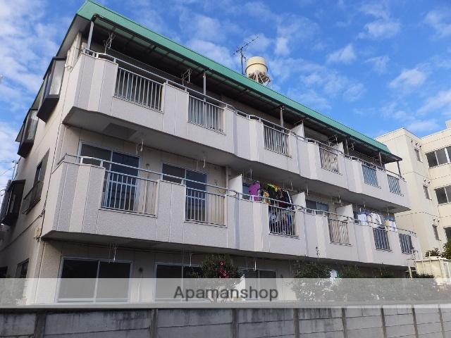 埼玉県さいたま市浦和区、南与野駅徒歩17分の築33年 3階建の賃貸マンション