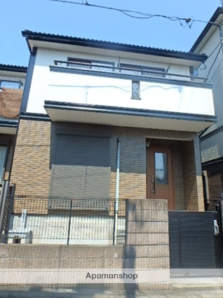 埼玉県さいたま市中央区、中浦和駅徒歩10分の築14年 2階建の賃貸テラスハウス