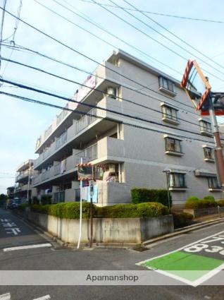 埼玉県さいたま市桜区、西浦和駅徒歩27分の築26年 4階建の賃貸マンション