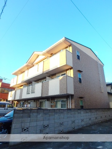 埼玉県さいたま市浦和区、浦和駅徒歩40分の築7年 3階建の賃貸マンション