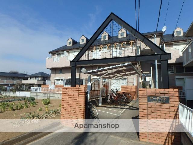 埼玉県さいたま市中央区、南与野駅徒歩6分の築24年 2階建の賃貸アパート