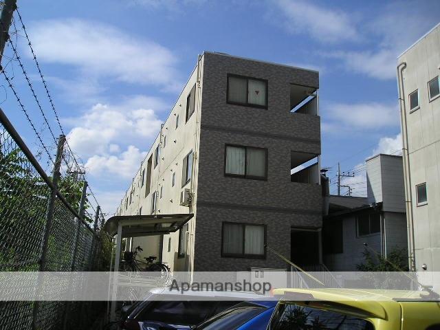 埼玉県さいたま市浦和区、南与野駅徒歩28分の築17年 3階建の賃貸マンション