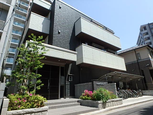 埼玉県さいたま市浦和区、与野駅徒歩20分の新築 3階建の賃貸マンション