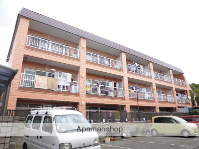 埼玉県さいたま市浦和区、北浦和駅徒歩22分の築39年 3階建の賃貸マンション