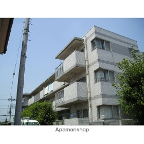 埼玉県さいたま市中央区、武蔵浦和駅徒歩22分の築30年 3階建の賃貸マンション