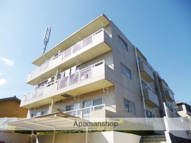 埼玉県さいたま市浦和区、与野駅徒歩38分の築27年 3階建の賃貸マンション