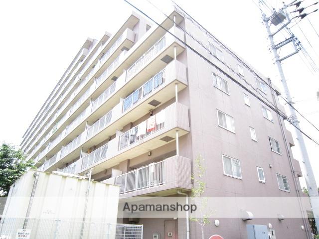 埼玉県さいたま市中央区、与野本町駅徒歩19分の築19年 10階建の賃貸マンション