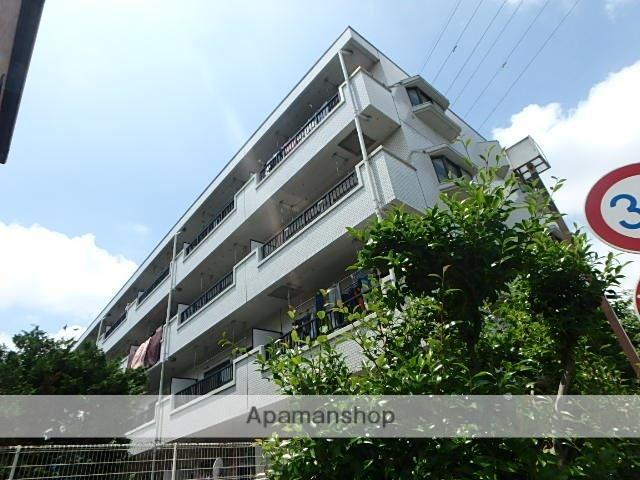 埼玉県さいたま市中央区、与野本町駅徒歩10分の築27年 4階建の賃貸マンション