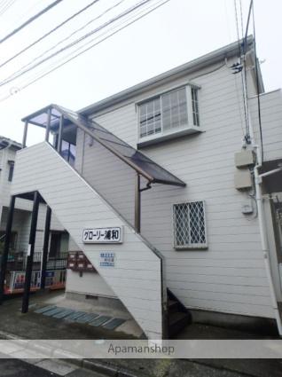 埼玉県さいたま市浦和区、浦和駅徒歩27分の築25年 2階建の賃貸アパート