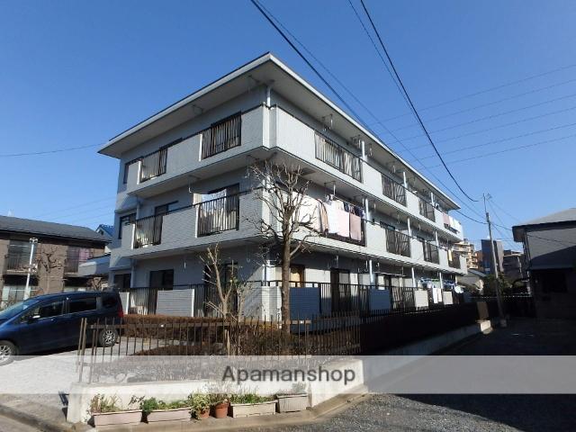 埼玉県さいたま市浦和区、与野駅徒歩22分の築29年 3階建の賃貸マンション