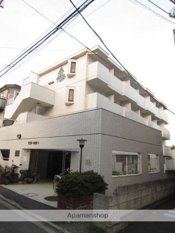 埼玉県さいたま市浦和区、北与野駅徒歩19分の築29年 4階建の賃貸マンション