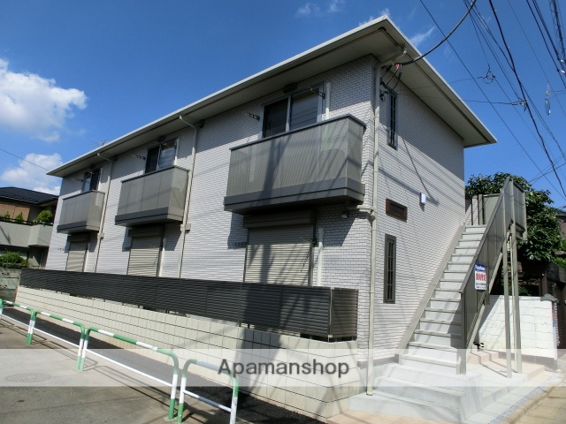 埼玉県さいたま市浦和区、与野駅徒歩20分の築4年 2階建の賃貸アパート