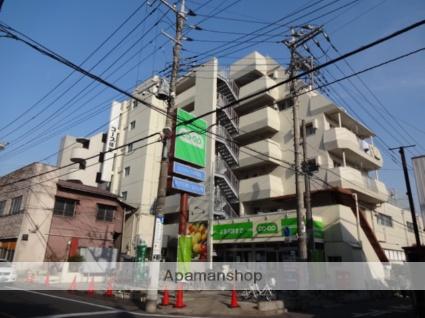 埼玉県さいたま市浦和区、北浦和駅徒歩10分の築41年 7階建の賃貸マンション