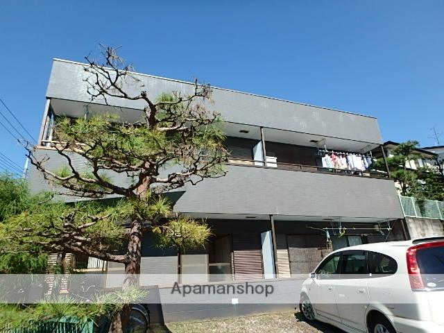 埼玉県さいたま市中央区、南与野駅徒歩23分の築21年 2階建の賃貸アパート