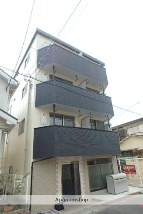 埼玉県さいたま市中央区、与野本町駅徒歩15分の新築 4階建の賃貸アパート