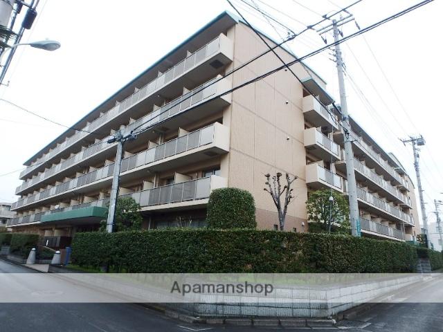 埼玉県さいたま市浦和区、与野駅徒歩9分の築16年 5階建の賃貸マンション