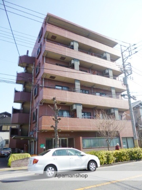 埼玉県さいたま市浦和区、さいたま新都心駅徒歩23分の築12年 6階建の賃貸マンション
