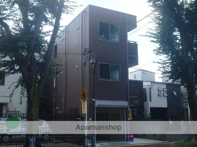 埼玉県さいたま市中央区、南与野駅徒歩9分の新築 3階建の賃貸マンション