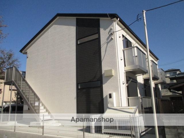 埼玉県さいたま市桜区、南与野駅徒歩28分の新築 2階建の賃貸アパート