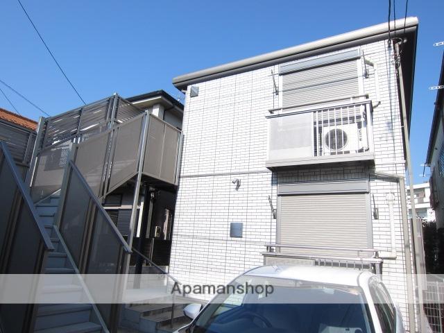 埼玉県さいたま市浦和区、さいたま新都心駅徒歩26分の築6年 2階建の賃貸アパート