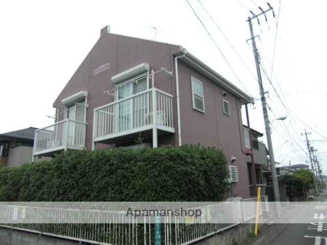 埼玉県さいたま市桜区、西浦和駅徒歩39分の築18年 2階建の賃貸アパート